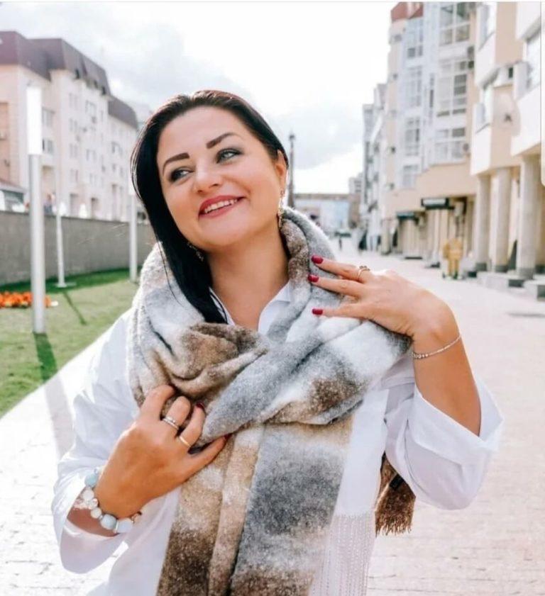 Елена Лабушкина