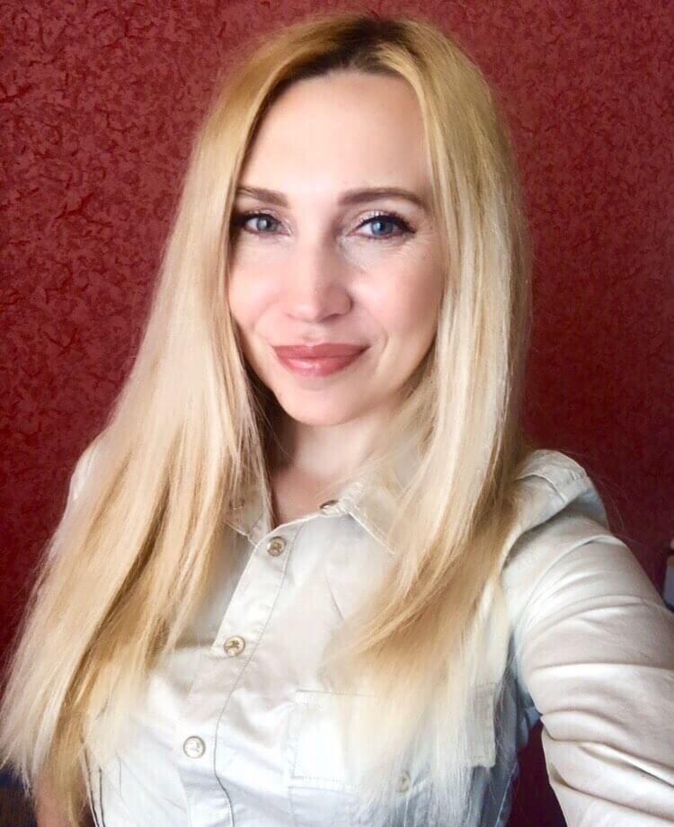 Галина Морина